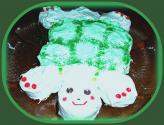 Turtle Cake