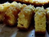 Simple Coconut Upside Down Cake