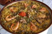 Valencian Paella