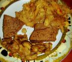 Veal Casserole With Sour Cream