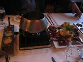 Vegetable And Cheese Fondue