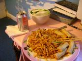 Asian Style Vegetable Chow Mein