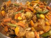 Slow Cooked Vegetable Curry