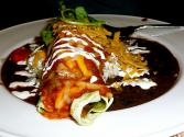 Italian Vegetable Enchiladas