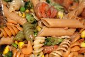 Vegetable-pasta Salad