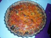 Vegetable Pie With Kidney Beans