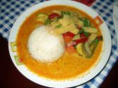 Vegetable Rice Curry