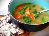 Vegetable Soup Without An Equal