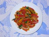 Oriental Style Vegetable Stir Fry