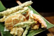 Vegetable Tempura