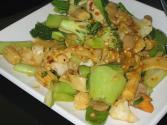 Vegetables For Satay