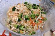 Vermicelli With Broccoli