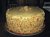 Walnut Cake