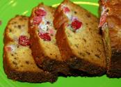 Walnut Cranberry Bread
