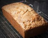 Apple, Apricot And Walnut Loaf
