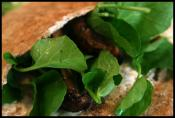 Walnut And Watercress Sandwiches