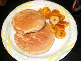 Raised Wheat Pancakes