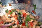 White Bean Vegetable Salad