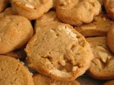 White Chocolate Chip & Macadamia Cookies
