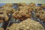 Whole Wheat Flour Cookies