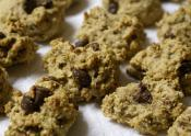 Whole Wheat Fruit Cookies