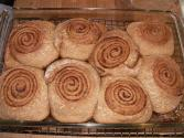 Whole Wheat Batter Rolls