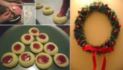 Bavarian Cookie Wreaths