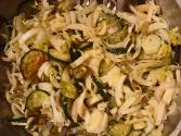 Zucchini Endive Salad