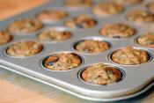  Cocoa Nut Zucchini Muffins