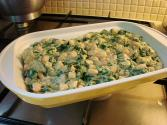 Zucchini And Spinach Casserole