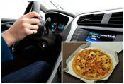 Let Your Car Order Pizza For You!