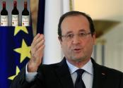 French President Auctions Wine