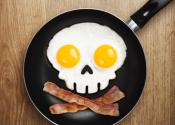Pancake Mold For Ultra-easy Halloween Breakfast