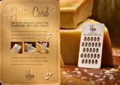 Business Card That Grates Cheese Too