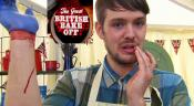 Sliced Finger Wins Ratings For The Great British Bake Off