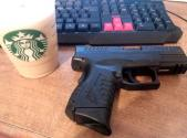 Starbucks Urged To Ban Guns In Stores