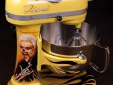 A Guy Fieri Kitchenaid Mixer!
