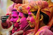 "Rocking With ""bhang"" In Holi !"