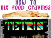 How To Block Food Cravings With Gaming Blocks