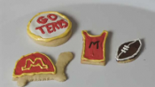 Tips To Decorate Cookies For A University Of Maryland Game