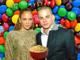 J Lo Shares Candy With Boyfriend Casper