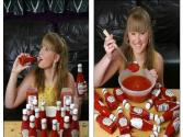 The Girl With The Red Sauce