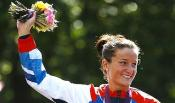 Cyclist Lizzie Armitstead'sspecial Diet Won Her The Silver