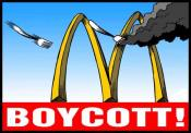 Mcdonald's Accused Of Siding With Palestine
