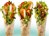 Mcwraps Turn Vegetarian In Canada