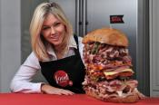 World's 'meatiest' Sandwich Unveiled!