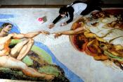 Michelangelo's Masterpiece Recreated – It's Edible!