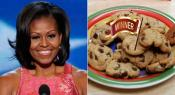 Michelle Obama Wins The Presidential Bake Off