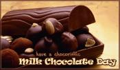 Enjoy A Savory National Milk Chocolate Day