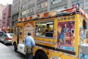 Desi Food Truck In Videsi New York